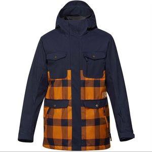 New men's Quiksilver Snowboard / Ski jacket